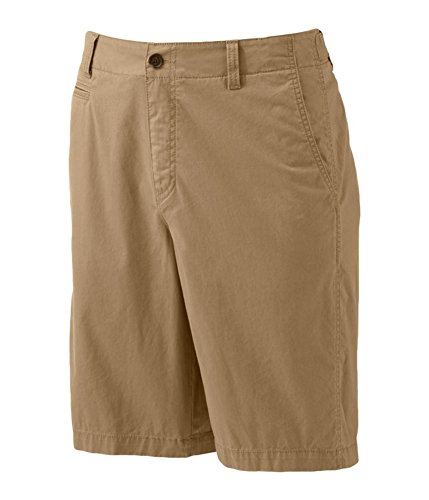 Marc Anthony Mens Flat Front Golf Casual Walking Shorts, Brown, 54 Big