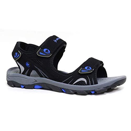 Dunlop Men's Sports Beach Trekking Walking Hiking Touch Close Strap Sandals...