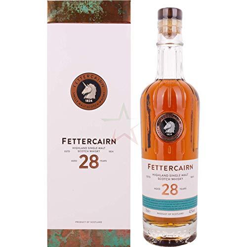 Fettercairn 28 Years Old Highland Single Malt Scotch Whisky 42,00% 0,70 Liter