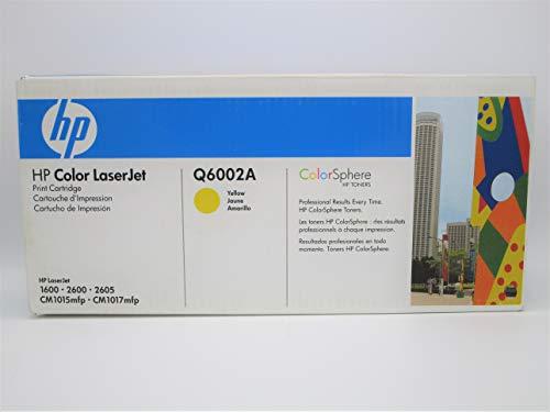 HP Cartucho de impresión LaserJet color amarillo con Col