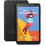 VANKYO MatrixPad S8 Tablet 8 inch, Android 9.0 Pie, 2 GB RAM, 32 GB Storage, IPS HD Display, Quad-Core Processor, Dual Camera, GPS, FM, Wi-Fi, Black