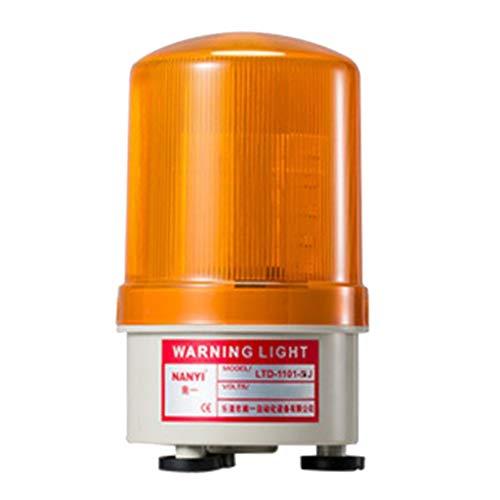 SDENSHI LTD-1101J luz Giratoria de Advertencia | 161 x 90 x 95 mm - 220V...