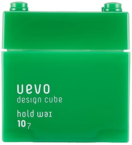 UEVO Design Cube Hold Wax 80g Demi