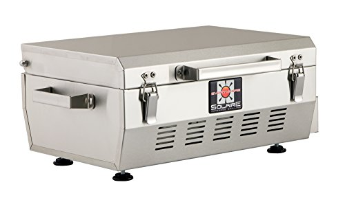 Solaire Everywhere SOL-EV17A Infrared Propane Gas Grill
