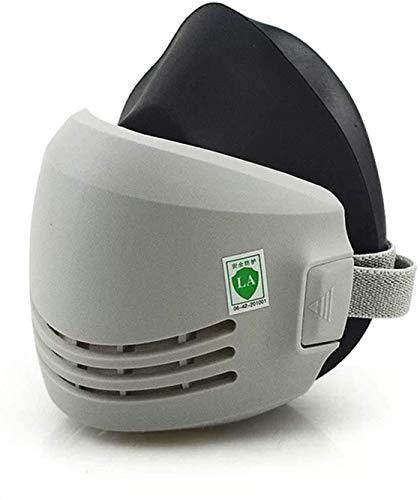 TOME Welding Helmet,ST-AX Reusable Dust Mask,Welding Mask/Miner Mask Protection Spray Paint Gas Mask Anti-Scalding Mask and Other Work Protection, Shiped From USA