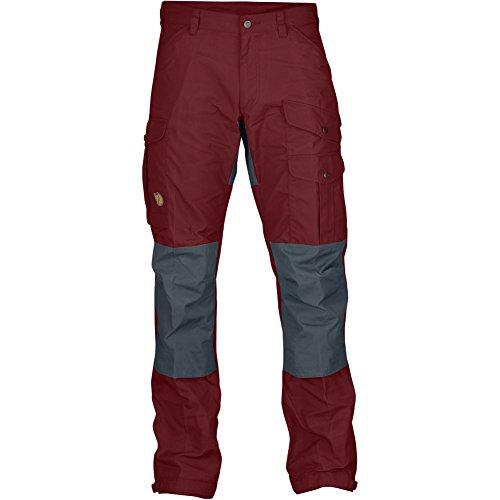 FJÄLLRÄVEN Herren Hose Vidda Pro Trousers L S rot (red Oak/Graphite)