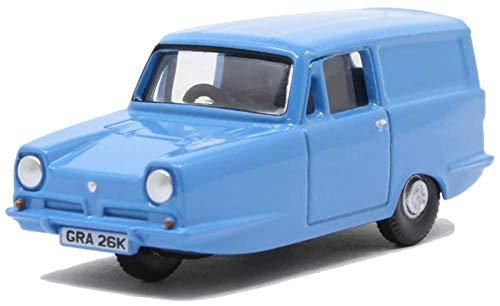 Oxford 76REL005 Reliant Regal hellblau Maßstab 1:76 Modellauto