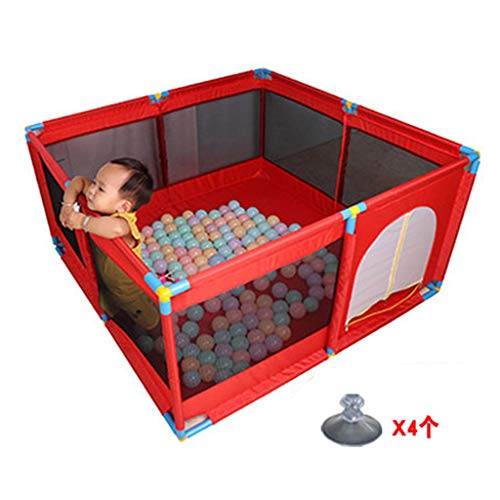 Great Features Of HAMIMI Baby Fence 8 Panel Security Game Center Yard Room Separation Baby Fence