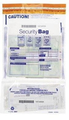EGP Vertical Twin Deposit Bag 9 1/2 x 15 (100 Bags)