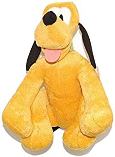 Mickey and The Roadster Racers Classic Bean Plush - Pluto