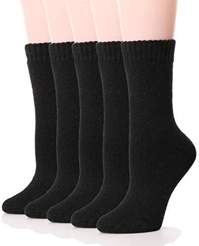 Sandsuced Women's Warm Thermal Wool Socks | Amazon.com
