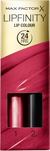 Max Factor Lipfinity 335 Just in Love, 1er Pack (2 x 2 ml)