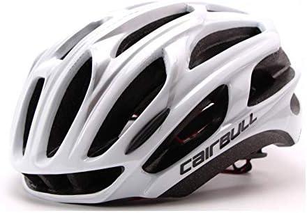 AKDSteel Ultralight Racing Fietshelm met Zonnebril Intergrally gegoten MTB Fietshelm Mountainbike Helm wit M 5458CM outdoor product