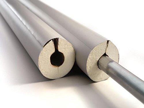 NMC PU Rohrisolierung Isotube (PU Rohrisolierung 50% EnEV, 42mm x 20mm | 1m)