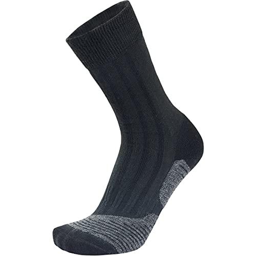 Meindl Trekking Socken, schwarz, 36 bis 39
