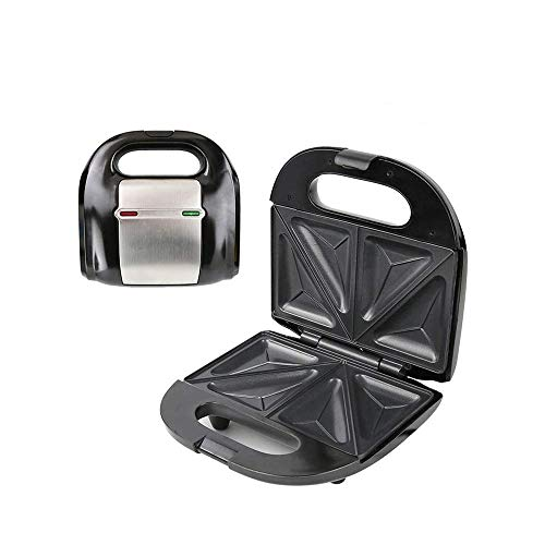 Check Out This DWLXSH Sandwich Maker,Electric Sandwich Maker Toasting, Grilling,Waffles, Omelettes,B...
