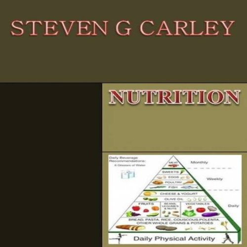 Nutrition audiobook cover art
