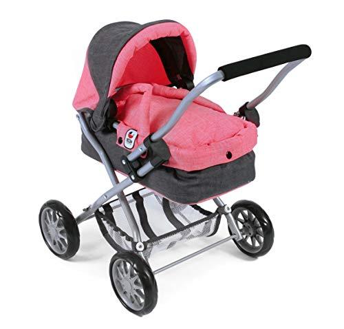 Bayer Chic 2000 555 41 Puppenwagen, pink