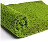 GXBCS Artificiale Siepe Finta Piante Artificiali Piante e Fiori Artificiali Zolle finte Giardino Domestico Pavimento in Muschio Decorazione di Nozze Tappetino per Erba Verde Prati Artificiali Tappeti
