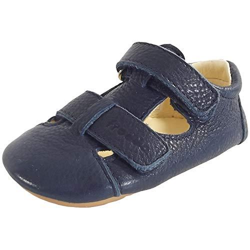 Froddo Prewalkers G114 G1140003 Baby Erste Halbsandale, dunkelblau (Dark Blue), Gr. 19