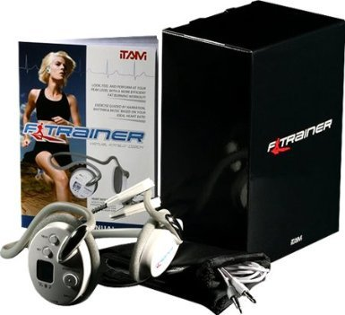Buy Discount Itami Fitrainer Exercise Heart Rate Monitor And Trainer With Mp3 Support , New