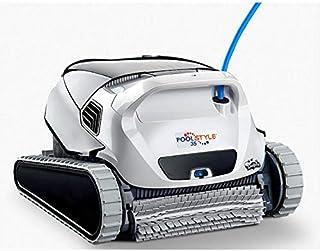 Maytronics - Dolphin PoolStyle 35 - Robot Limpiafondos de Piscina - Automático - Peso 7,5 Kg - Cable de 18 m - para Piscinas hasta 12 m - Limpia Fondo, Paredes y Línea de Flotación - Garantía 2 Años
