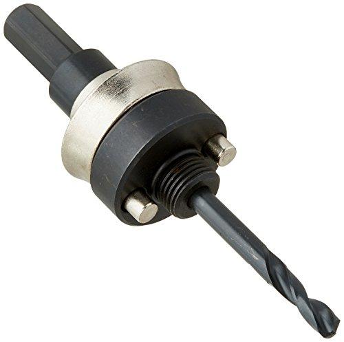 Dewalt DT8288-QZ DT8288-QZ-Mandril EXTREME grande de cambio rápido para coronas de 32mm-210mm de diámetro, 0 W, 0 V, Set de 6 Piezas