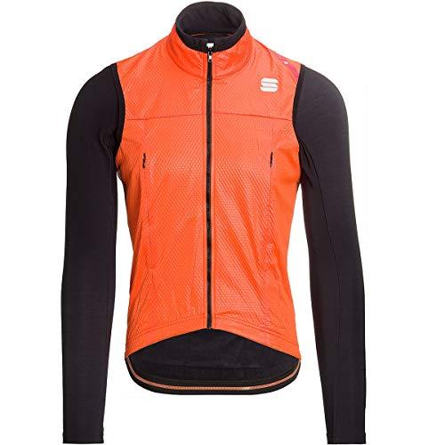 Sportful FIANDRE Strato Jacket (Naranja)