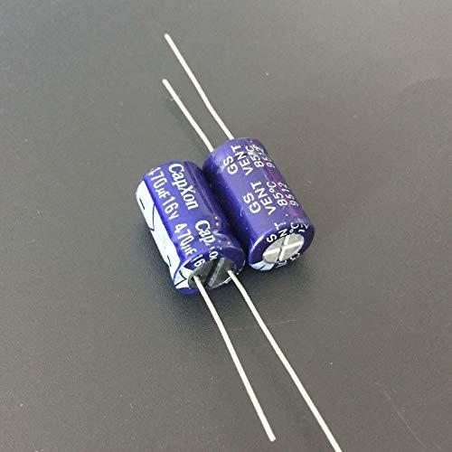25 pezzi Condensatore elettrolitico 1000uF 25V 85°C  CAPXON GS VENT Serie