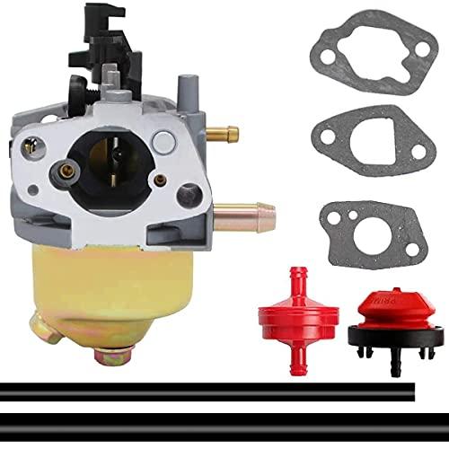 ZAMDOE Carburador de Repuesto para 751-10881 951-10881 2P70MU 2P70M0C 2P70M0D, para Troy Bilt, para MTD, para Cub Cadet cortacésped, con Juntas de línea de Combustible