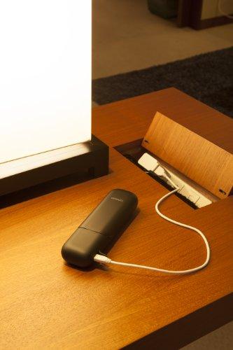 オムロン電動歯ブラシメディクリーン音波式USB充電可ブラックHT-B601-BK