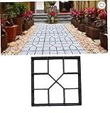 40 * 40cm de cemento bloque de hormigón metros a pie de molde 1 pieza