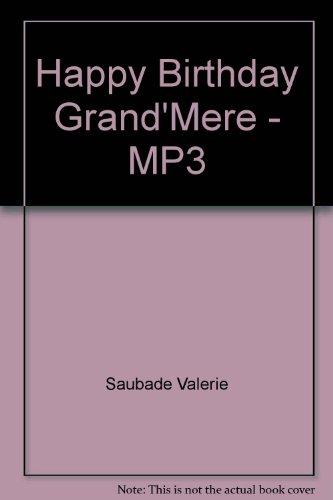 Happy Birthday Grand'M Re - MP3