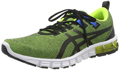 Asics Gel-Quantum 90, Zapatillas de Running para Hombre, Amarillo (Safety Yellow/Black 750), 42.5 EU