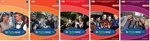 Die Pfefferkörner Staffel 1-5 (1+2+3+4+5) / Starter DVD Set