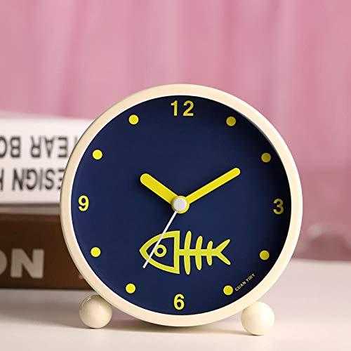 Despertador Despertar relojes despertador cabecera pequeños adornos lindo creativo doze nemesis cama espiga