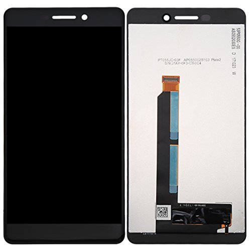Compatibele Vervangings IPartsBuy for Nokia 6 (tweede generatie) LCD-scherm + Touch Screen Accessory