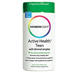 Best Multivitamin for Teen Girls
