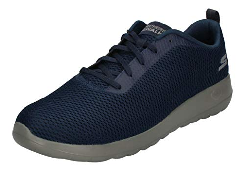 Skechers Performance Men's Go Walk Max-54601 Sneaker,navy/gray,11 M US