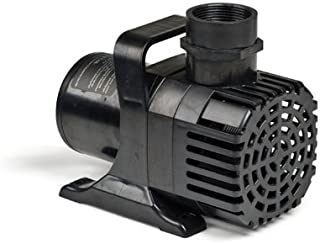Atlantic Water Gardens Pond & Waterfall Pump, Energy Efficient & High Flow Rates, 2400 GPH