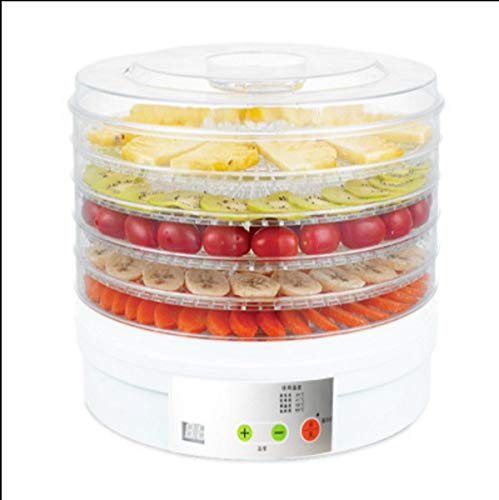 Best Prices! LYX 350W Five-layer Dryer, Dried Fruit Machine Food Dehydrator Vegetable Air Dryer Home...