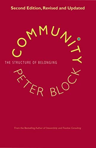 Community The Structure of Belonging product image