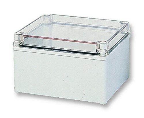 Carcasas & 19 Cabinet Racks – Carcasas – Caja – IP67 Tapa Transparente (policarbonato, PCD 65T: Amazon.es: Electrónica