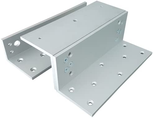 Ranking TOP7 Visionis VS-ZL-SS1500 Max 82% OFF L and Z Bracket Outdoor for 1 1500lbs Gate