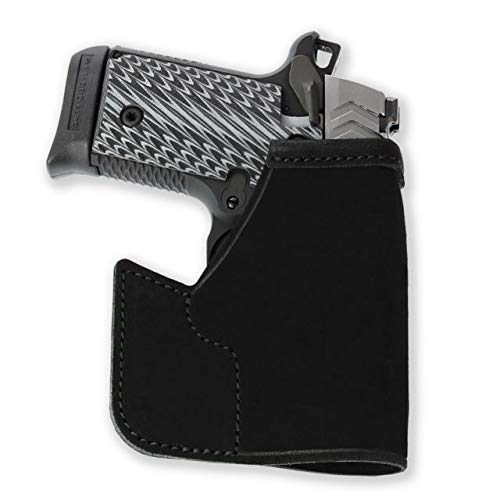 Galco Pocket Protector Pocket Protector Size PRO286B Holster, Black