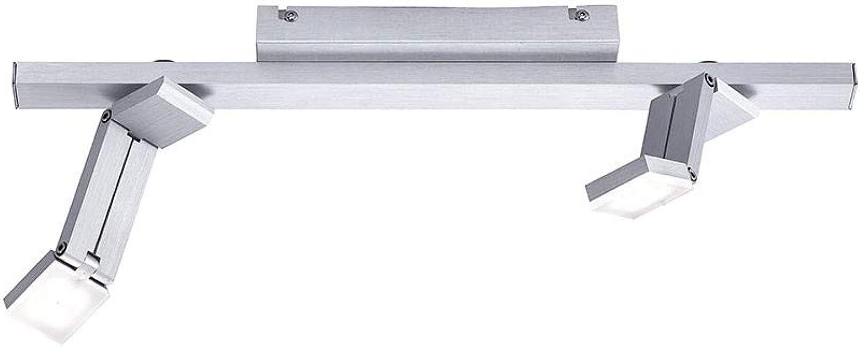 Paul Neuhaus 6331-95 Transform LED Deckenleuchte 2x 4,80W 3000K