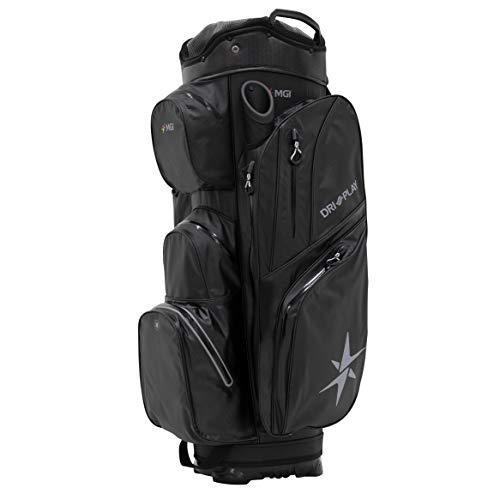 MGI Dri Play Cart Bag, Black (GBDPB)