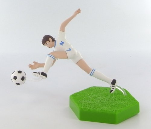 Figurine Trading Série BL Olive et Tom Captain Tsubasa Ben Becker Taro Misaki