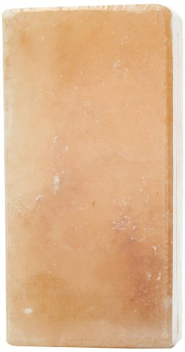Himalayan Chef Natural Pink Salt Plate For Cooking,Grilling,Cutting and Serving - Pink Salt Slab (4' x 8' x 2')
