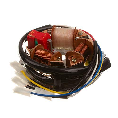 Grundplatte Elektronic 6V 35/35W Simson S51, Schwalbe KR51/2 Bilux